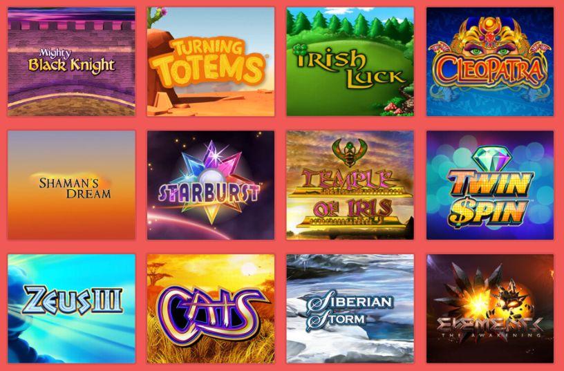 Aunt Bevs Bingo Slot Games