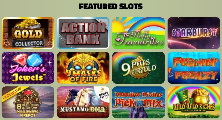 Balmy Bingo Slot Sites