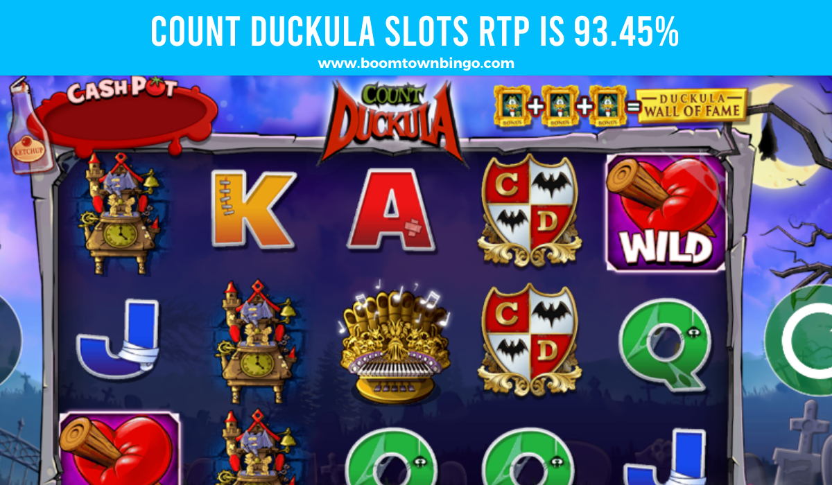 Count Duckula Slots Return to player