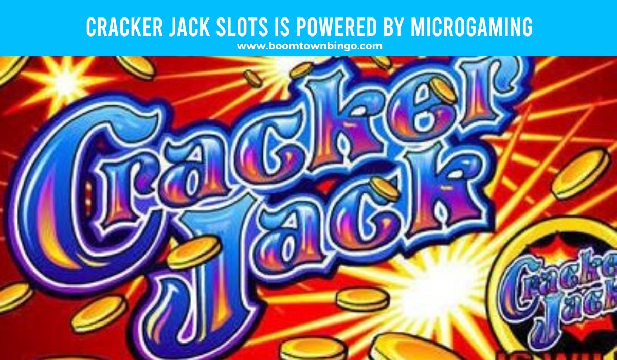 Microgaming powers Cracker Jack Slots
