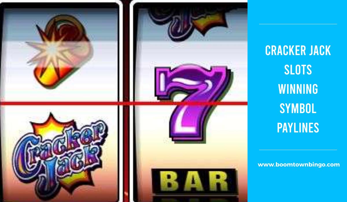 Cracker Jack Slots Symbol winning Paylines