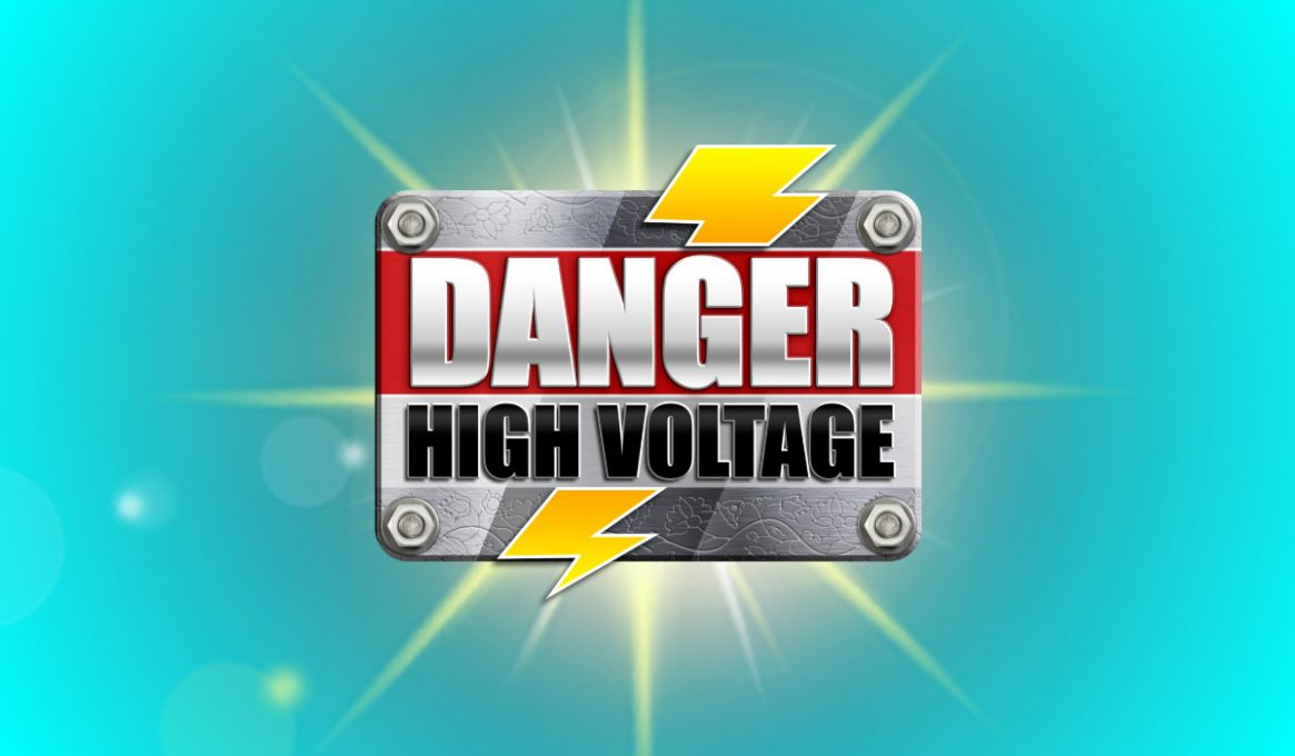 Danger High Voltage Slots