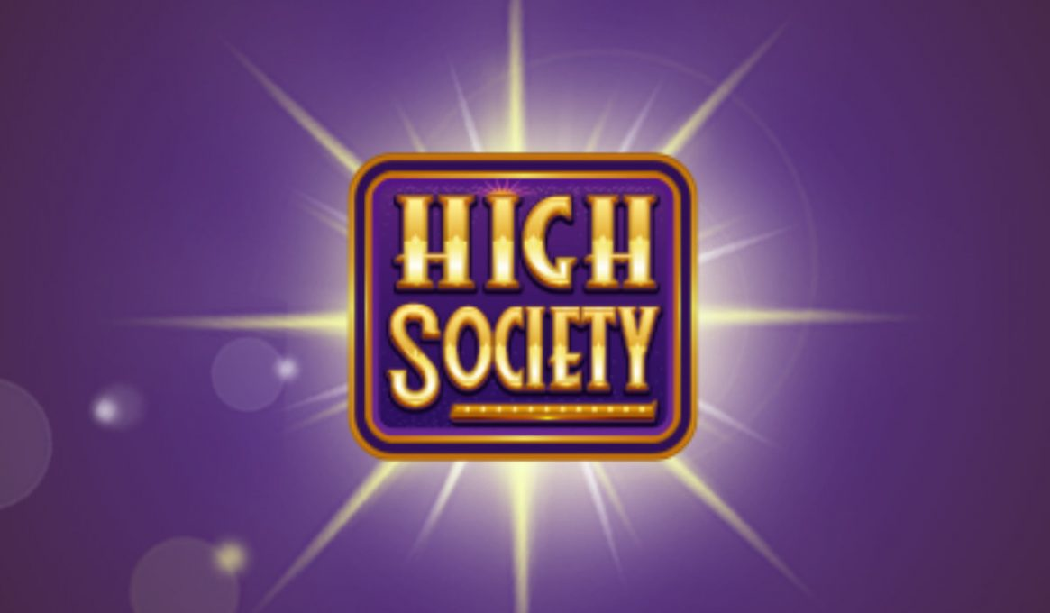 High Society Slot Machine