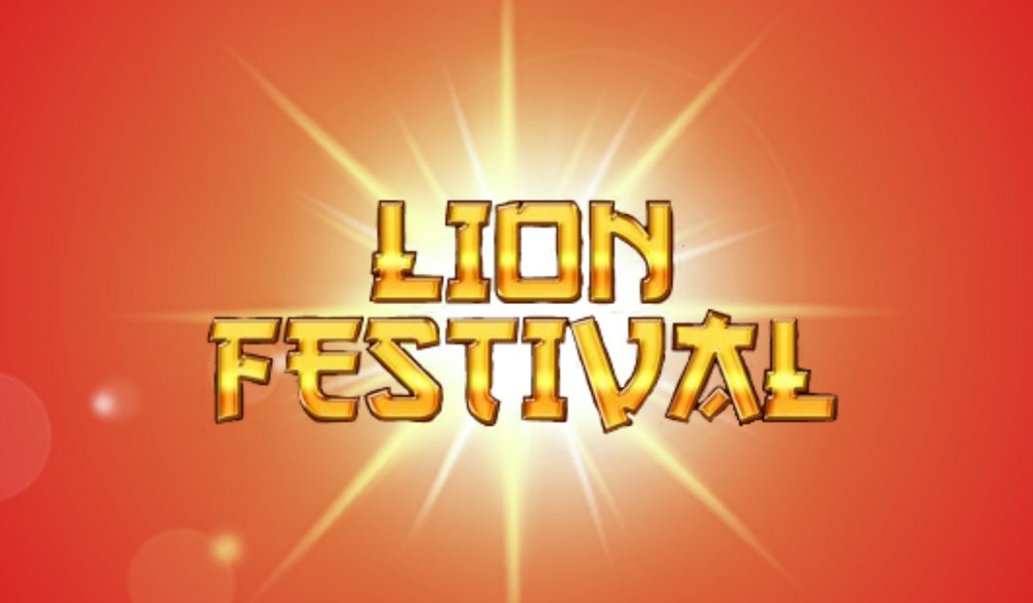 Lion Festival Slot Machine