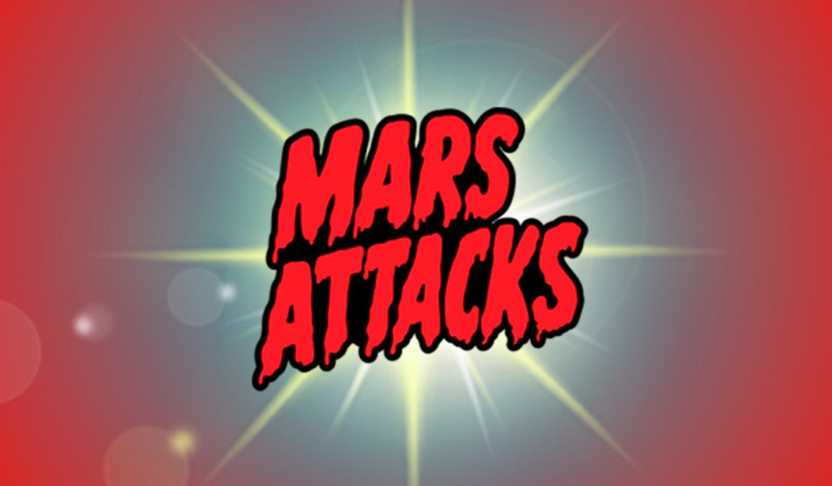 Mars Attacks Slot Machine