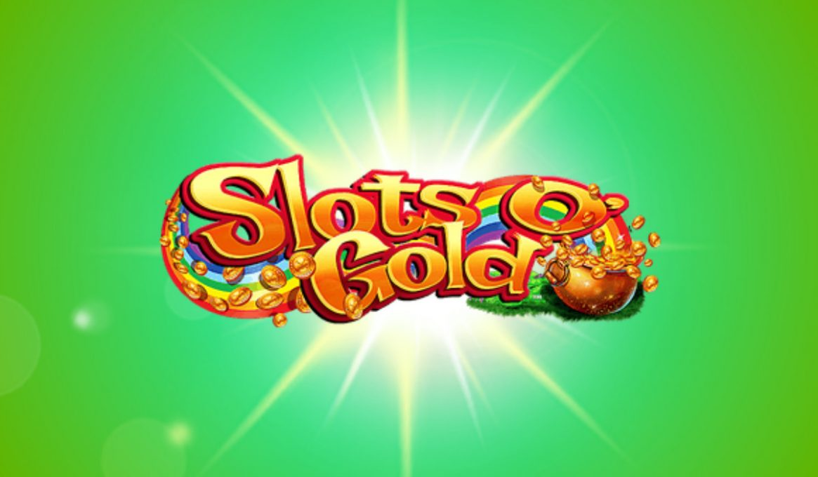 Slots O' Gold Slot Machine