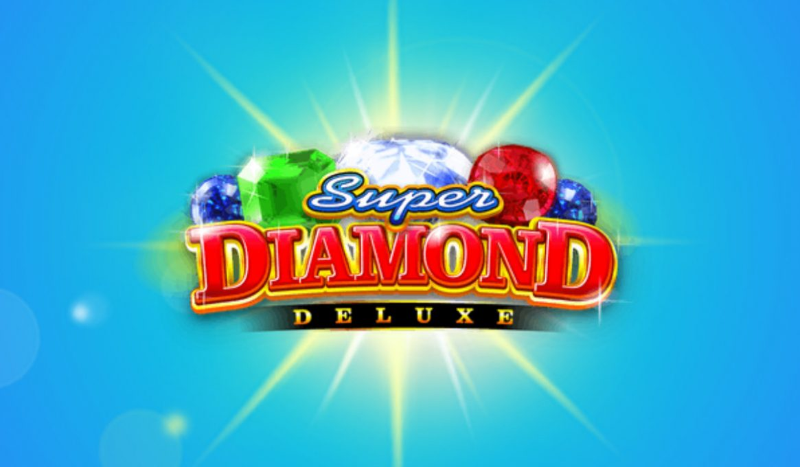 Super Diamond Deluxe Slot Machine