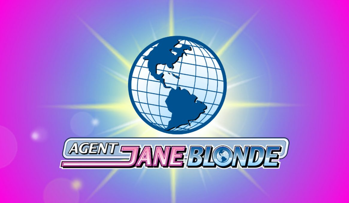 Agent Jane Blonde Slots