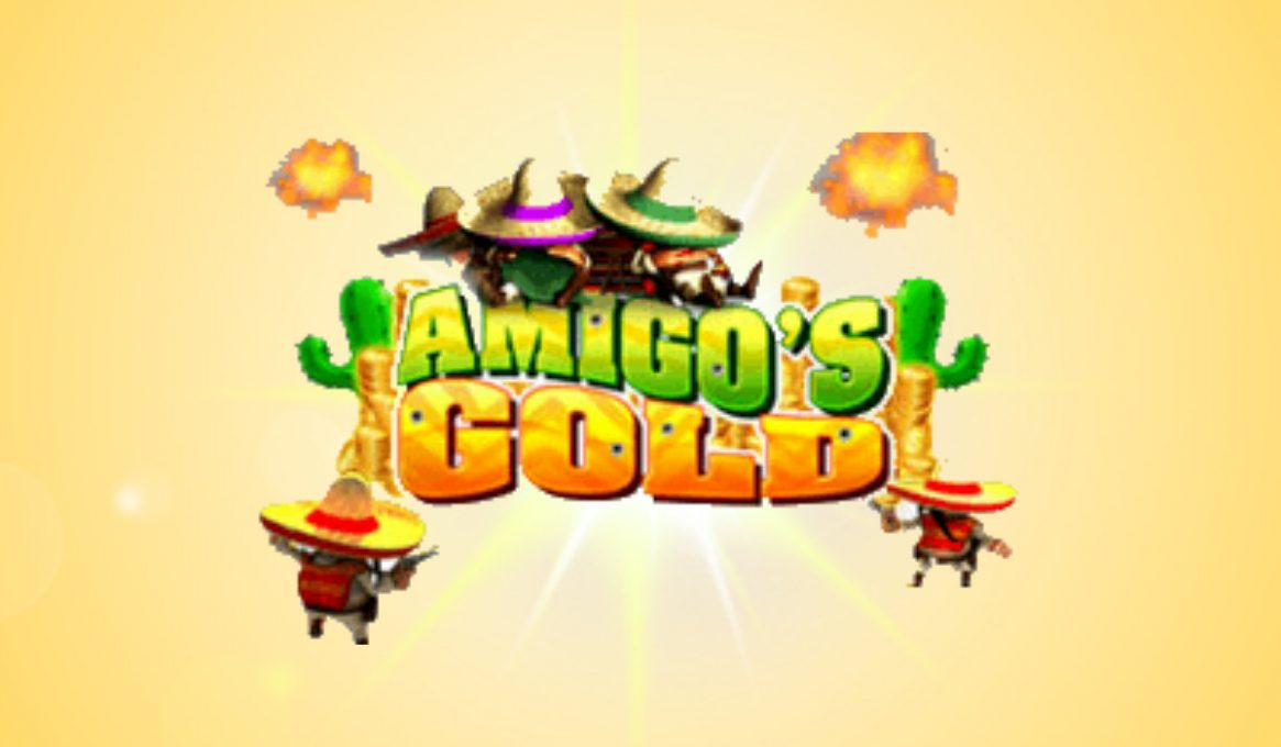 Amigos Gold Slot