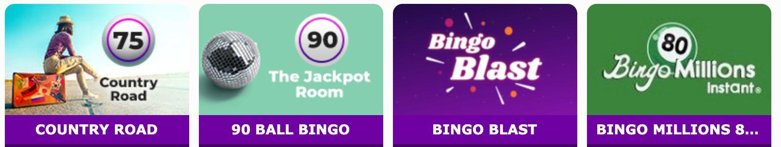 Anytime Bingo Games