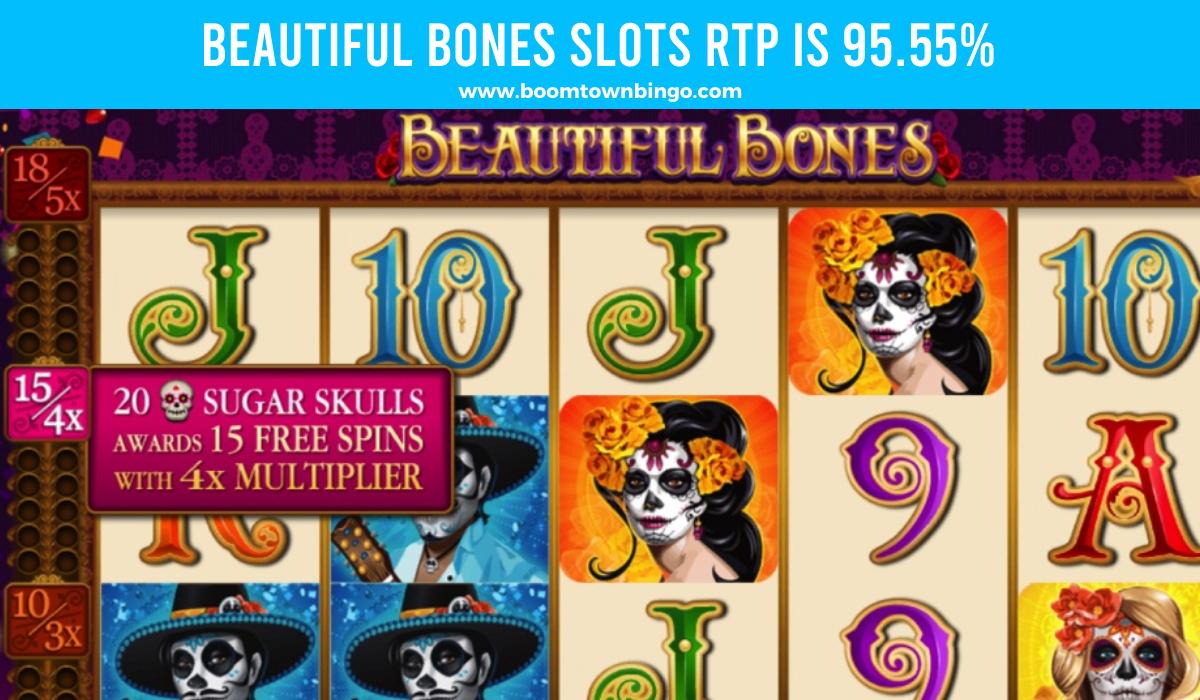Beautiful Bones Slots Return to player