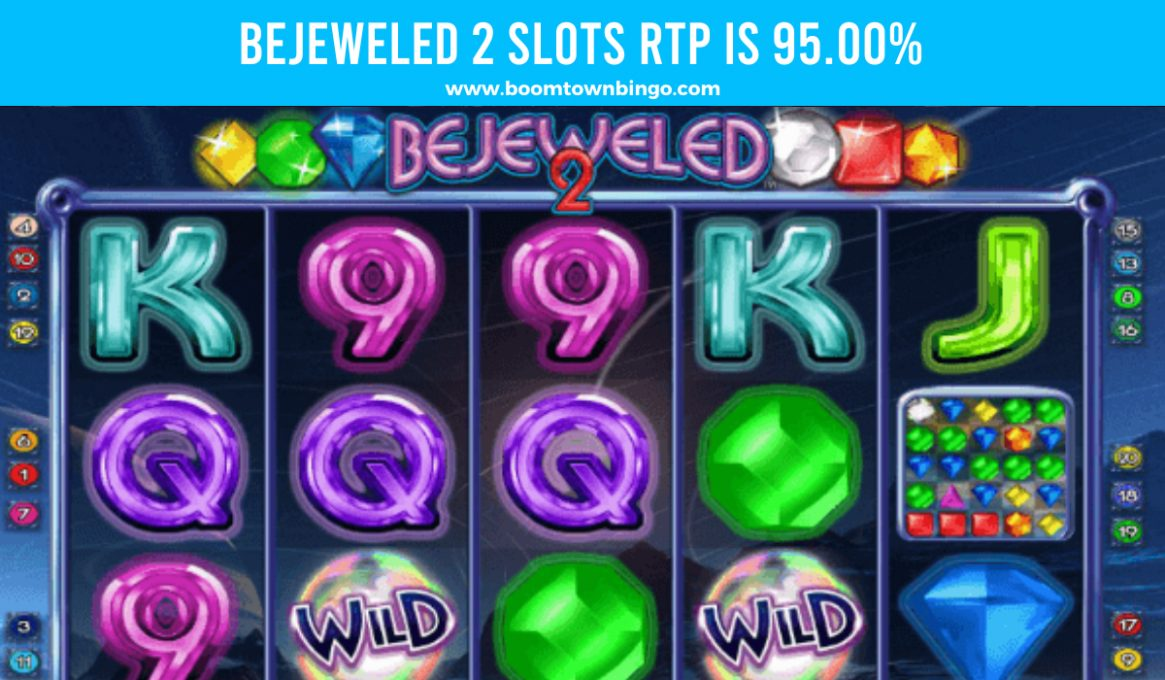 Bejeweled 2 Slots Return to player