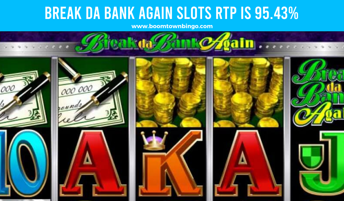 Break da Bank Again Slots Return to player