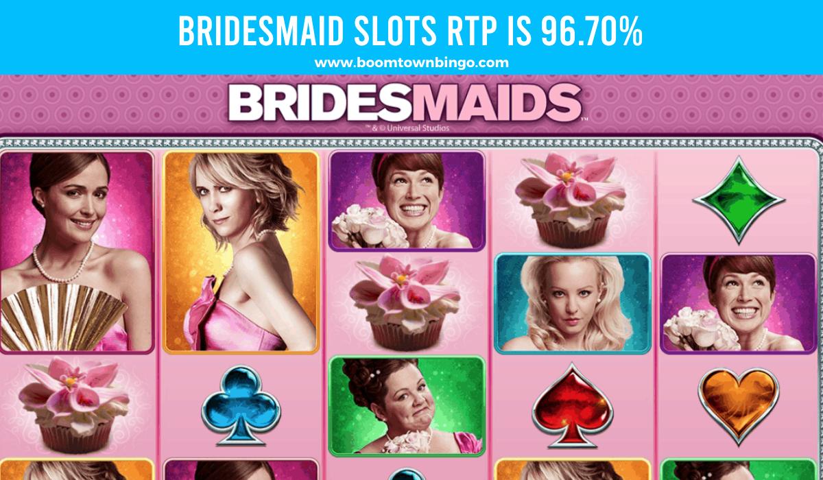 Bridesmaid Slots Return to player