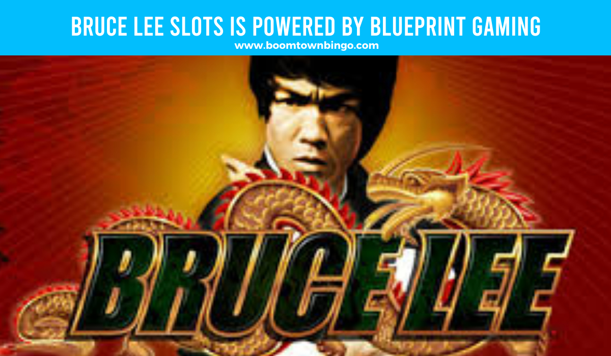 Bruce Lee Slots is made by Blueprint Gaming