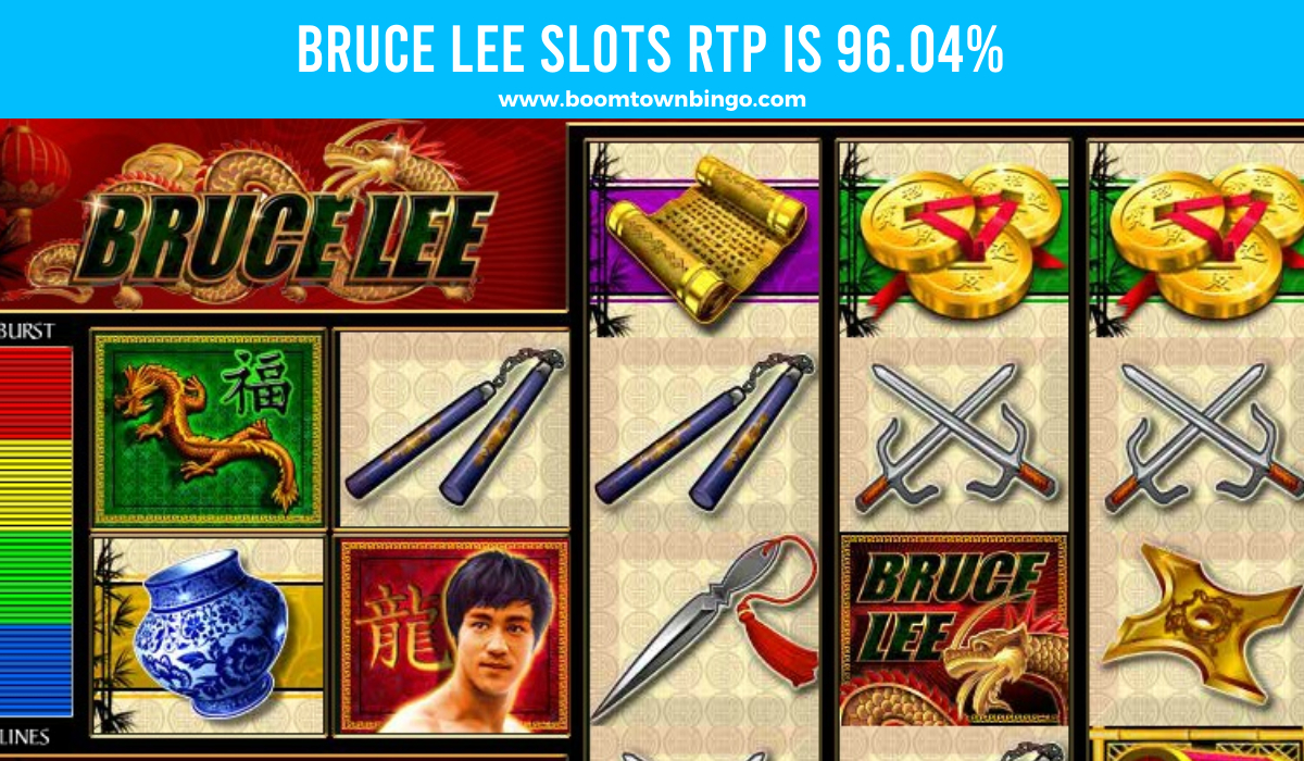 Bruce Lee Slots Return to player