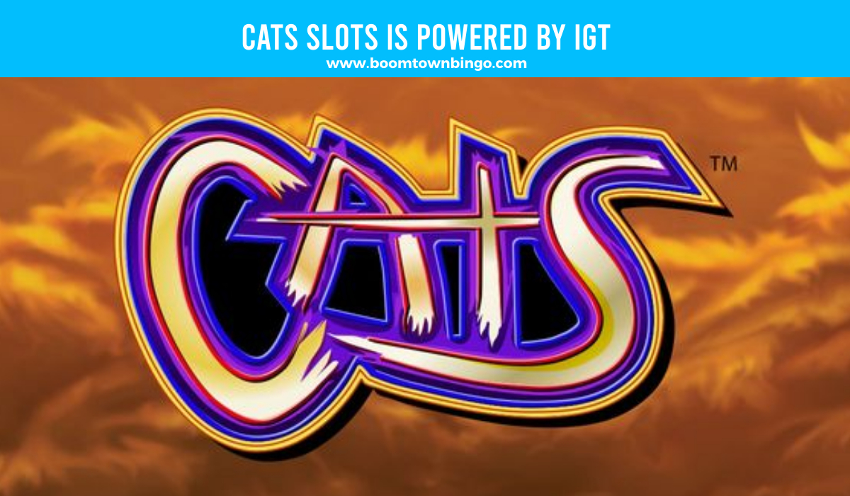 IGT powers Cats Slots