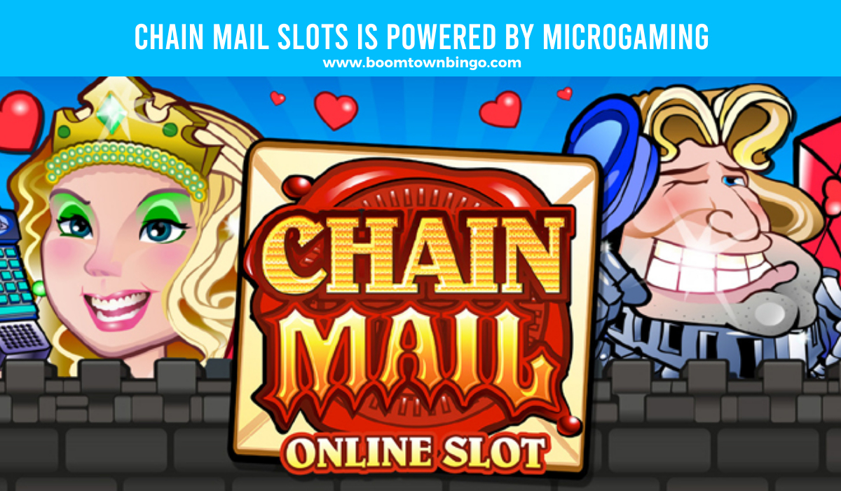Microgaming powers Chain Mail Slots