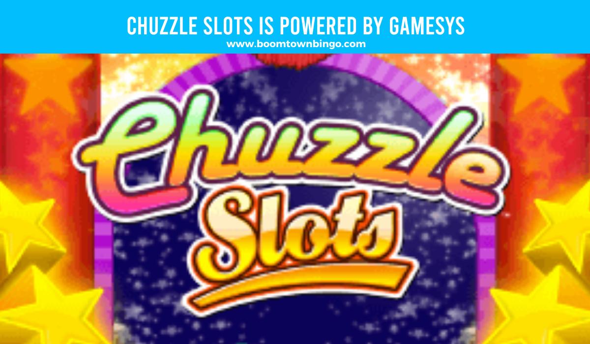 Gamesys powers Chuzzle Slots