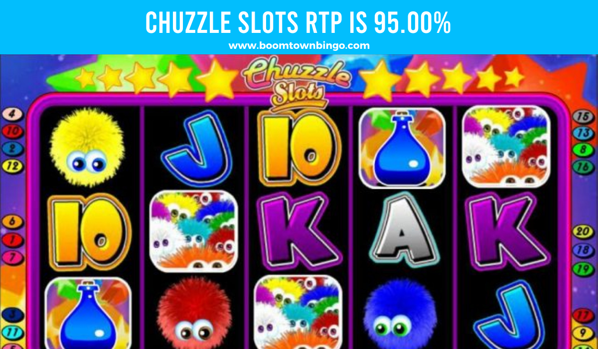 Chuzzle Slots Return to player