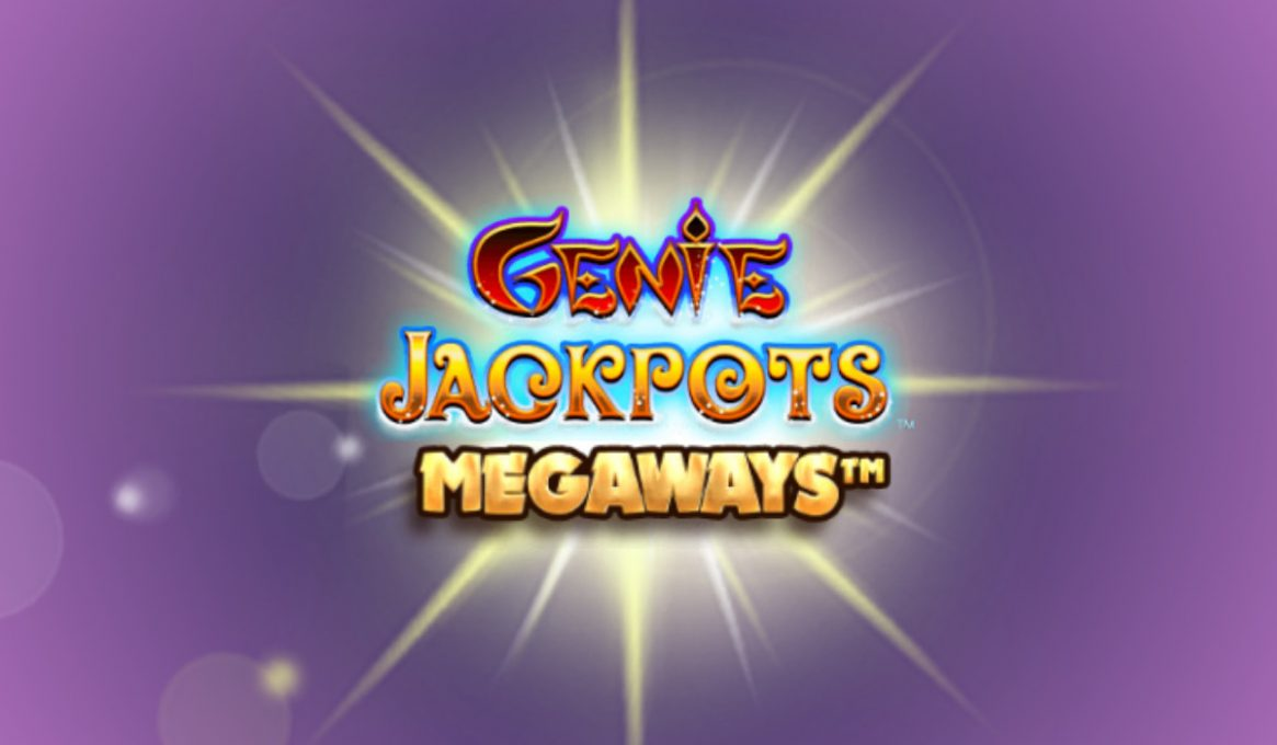 Genie Jackpots Megaways Slot Machine