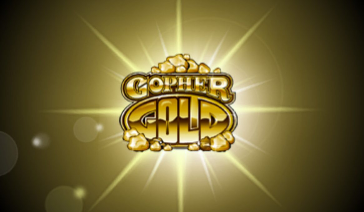 Gopher Gold Slot Machine