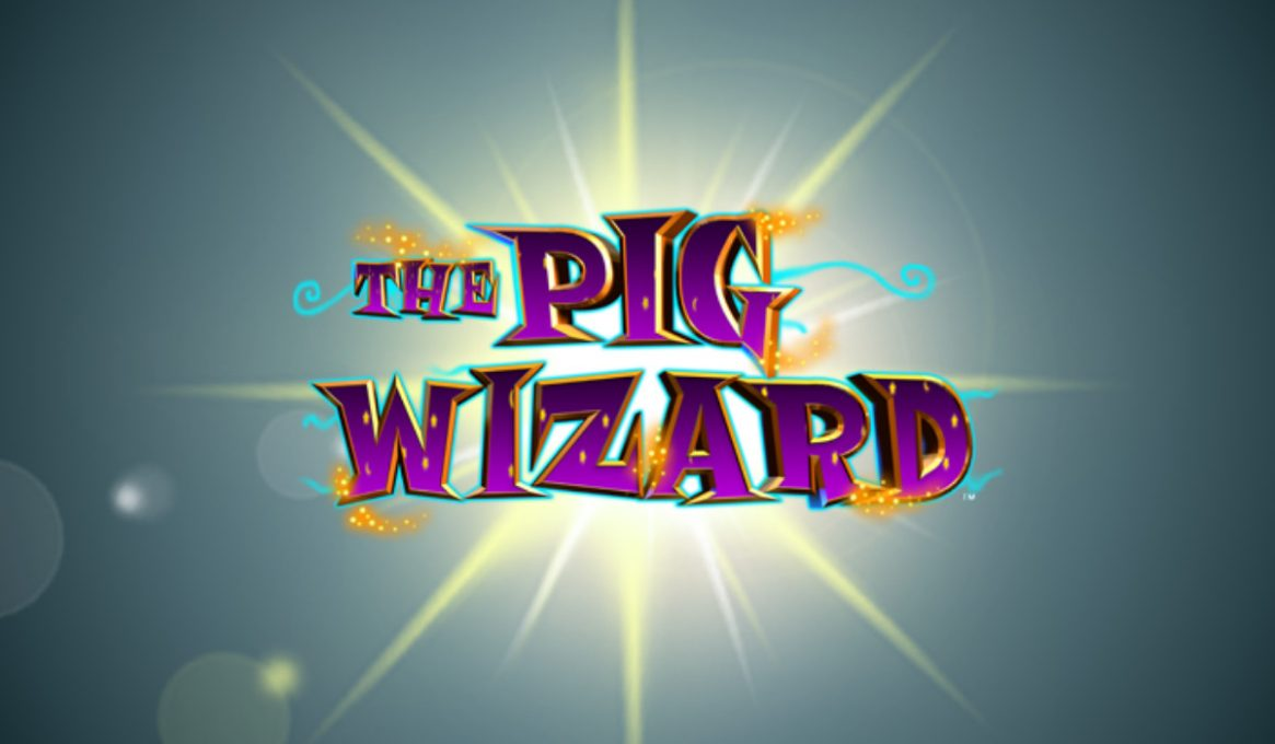 Harry Trotter The Pig Wizard Slot Machine