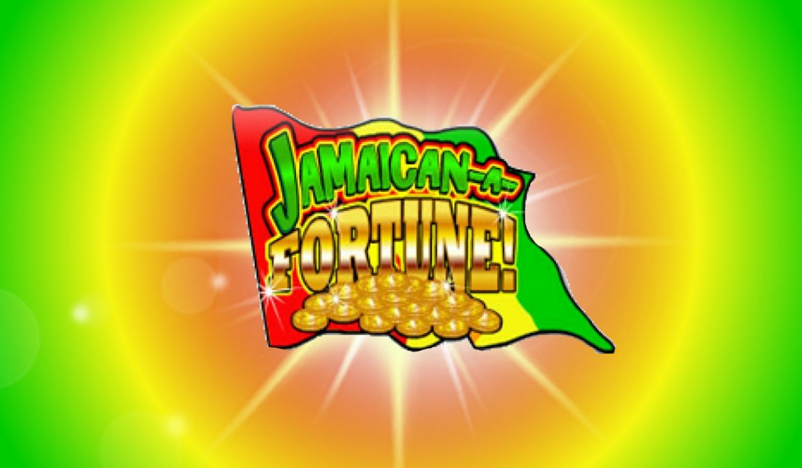 Jamaican-A-Fortune Slot Machine