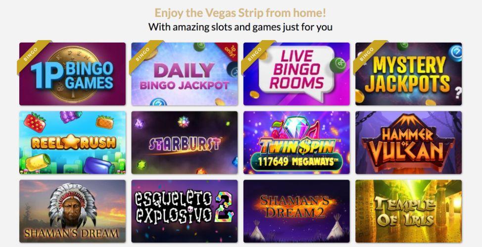 polo bingo slots