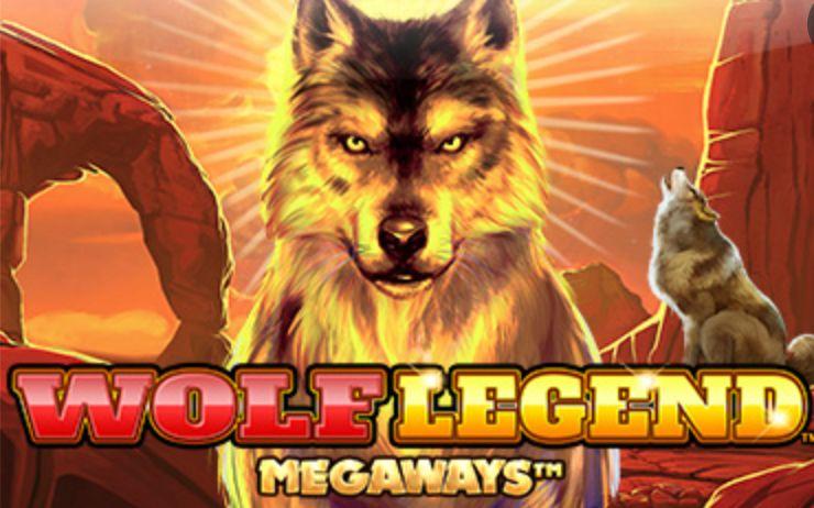 Wolf Legend Megaways Slots