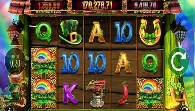 Wish Upon a Jackpot King Slot Machine