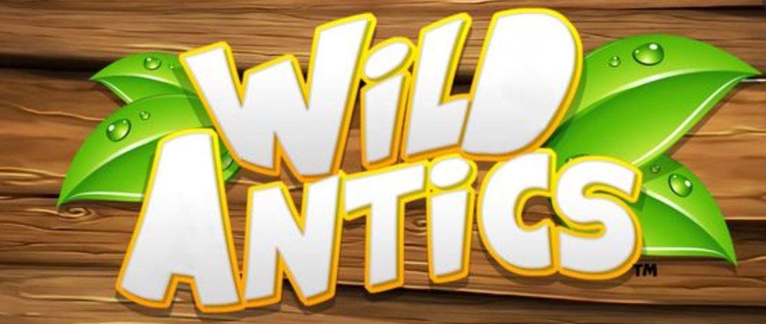 Wild Antics Slot Machine