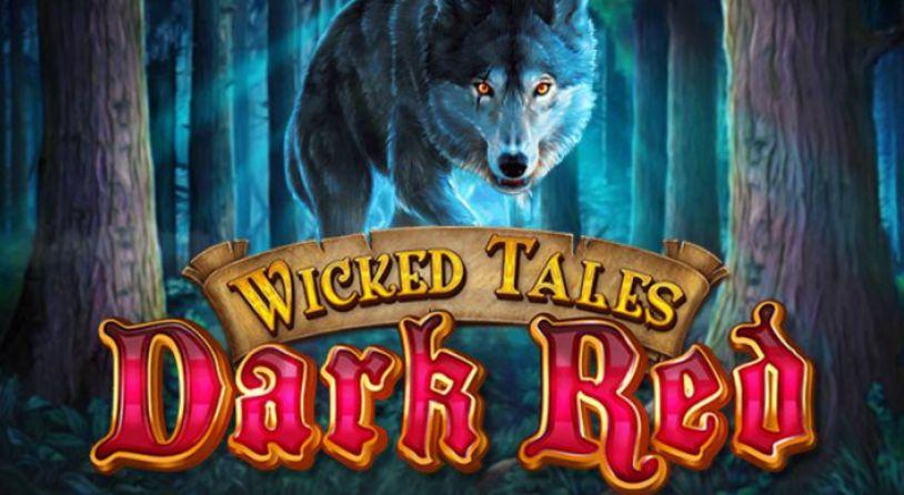 Wicked Tales: Dark Red Slot Machine