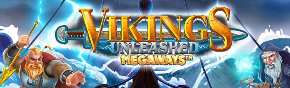 Vikings Unleashed Megaways Slot Machine