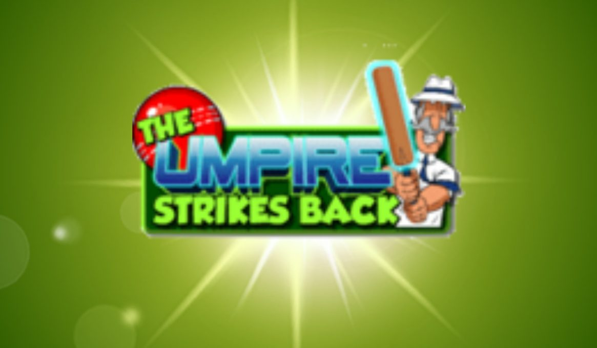 The Umpire Strikes Back Slot Machine