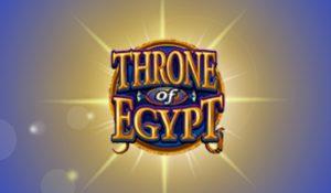 Throne Of Egypt Slots
