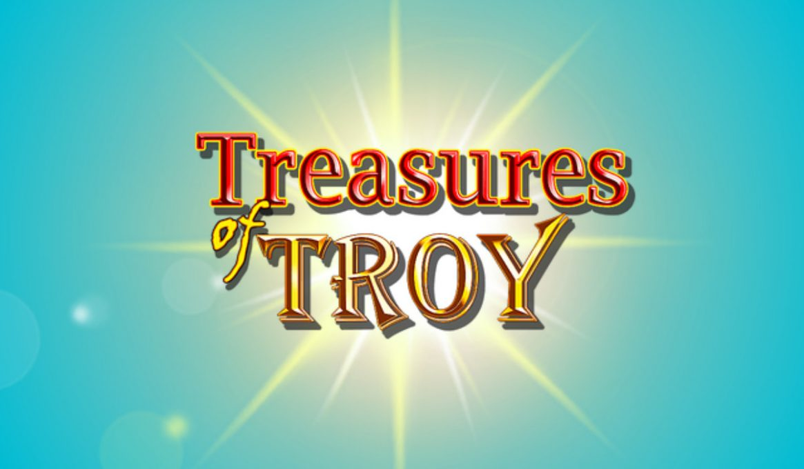 Treasures of Troy Slots