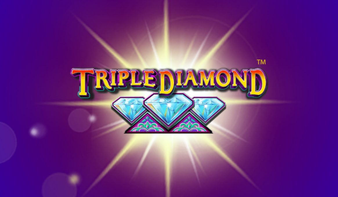 Triple Diamond Slot Machine