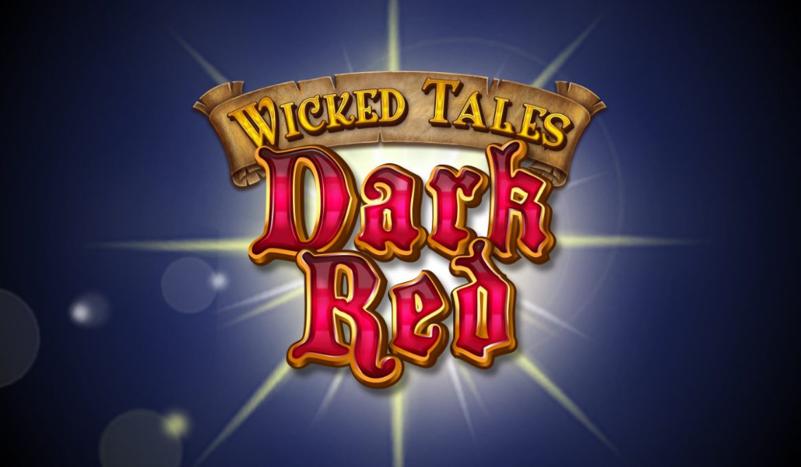 Wicked Tales: Dark Red Slot Machine