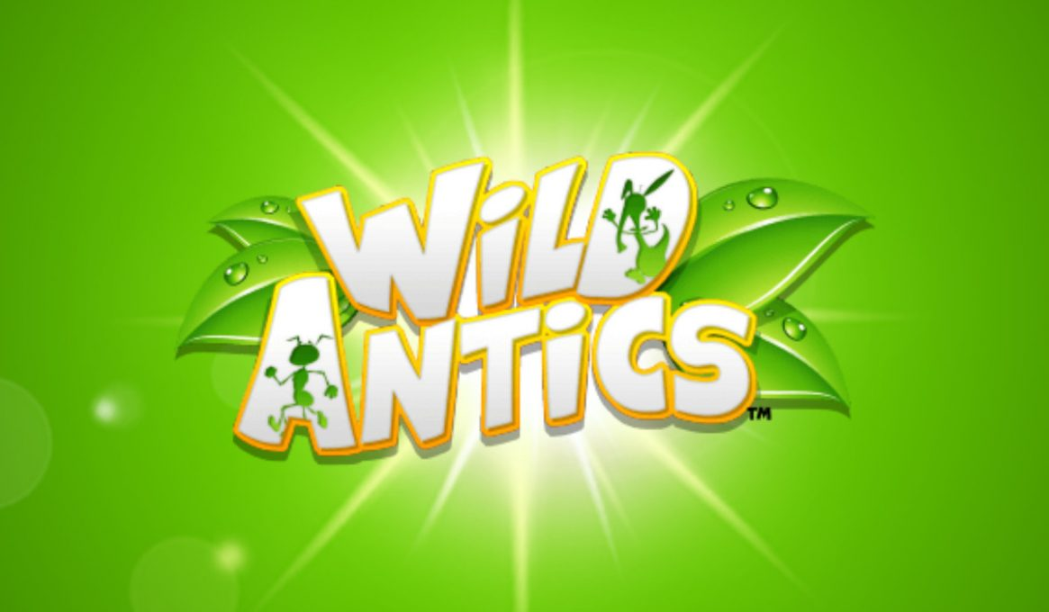 Wild Antics Slot Machine