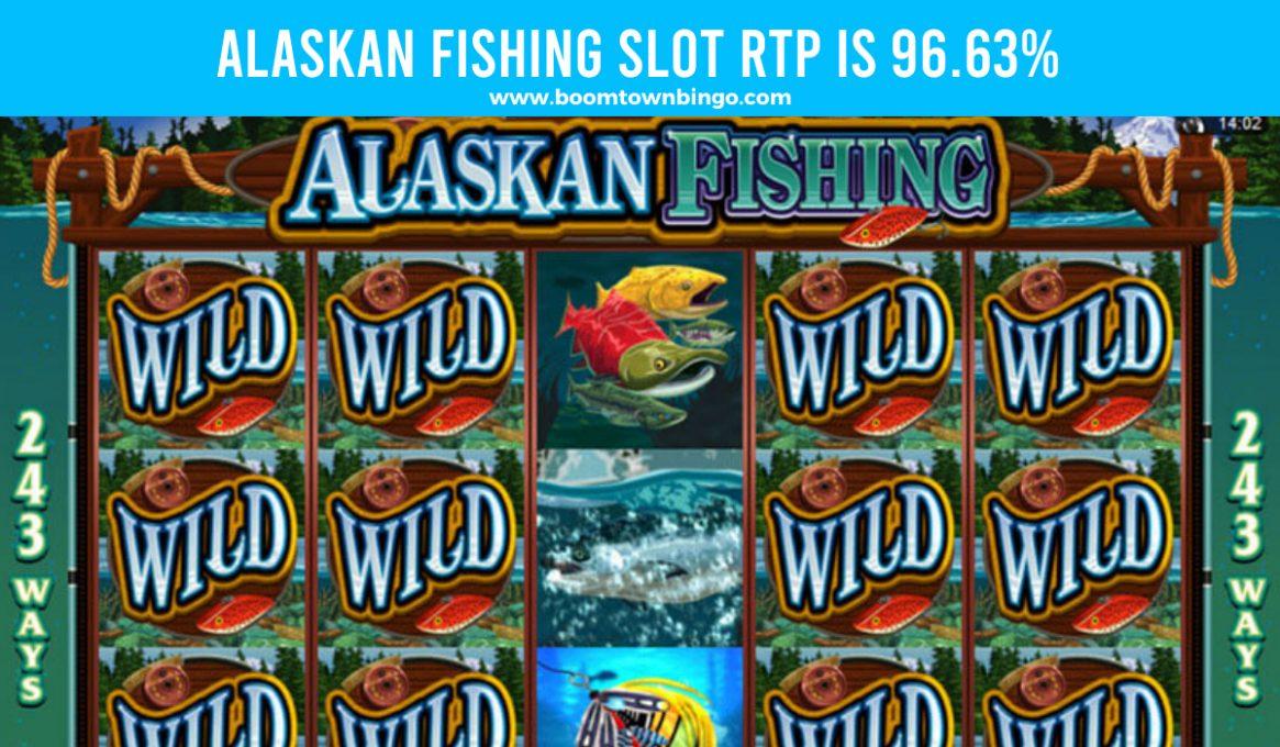 Alaskan Fishing Slot Return to player
