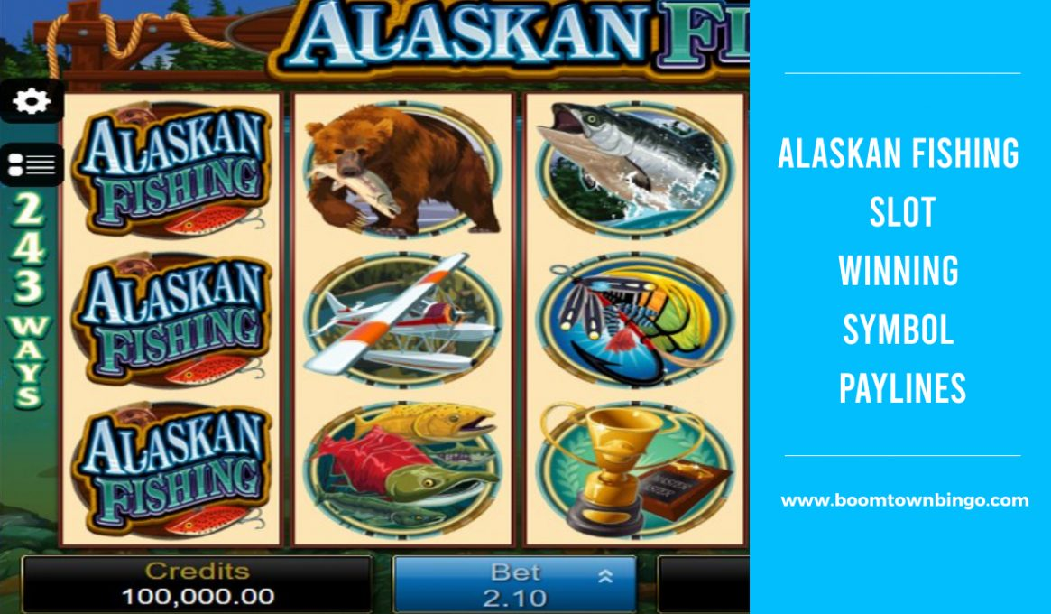 Alaskan Fishing Slot Paylines