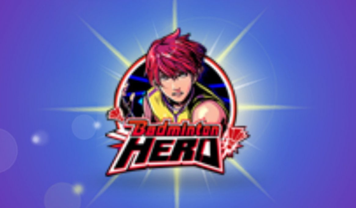 Badminton Hero Slot