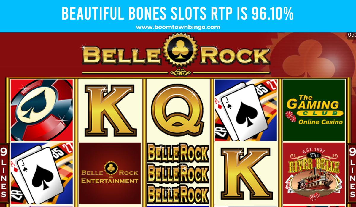 Belle Rock Slots Return to player