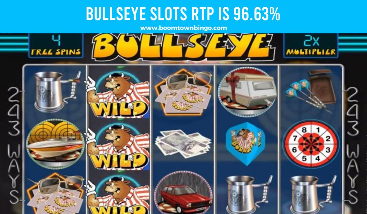 Bullseye Slots Return to player