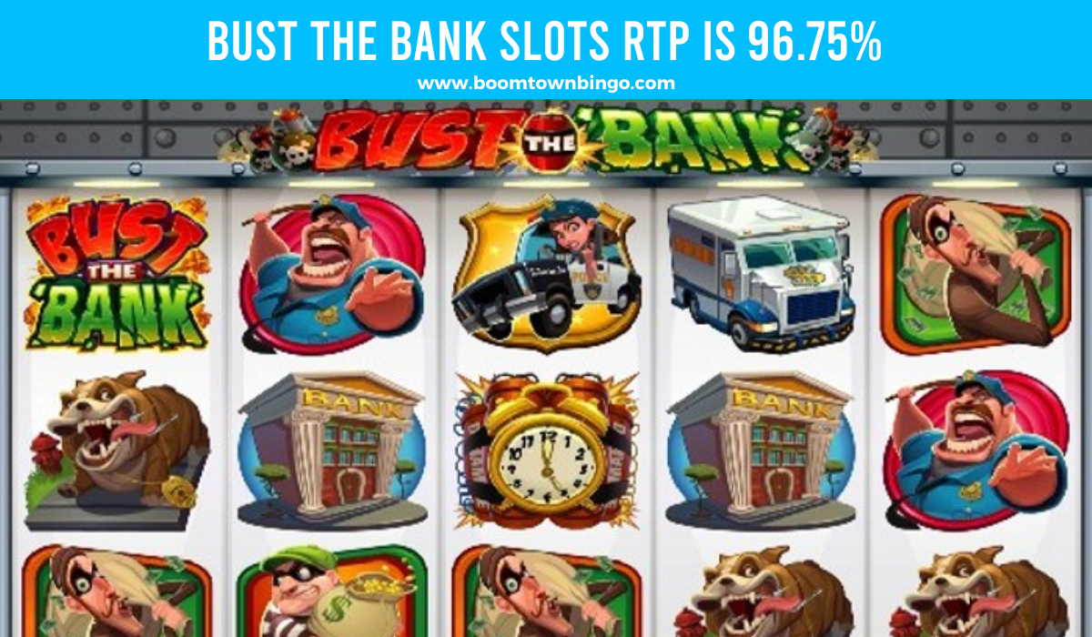 Bust the Bank Slots Return to player