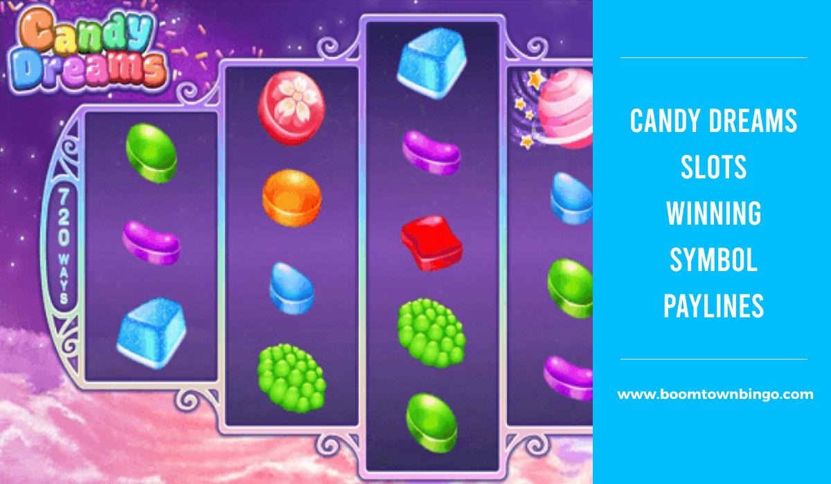Candy Dreams Slots Symbol winning Paylines