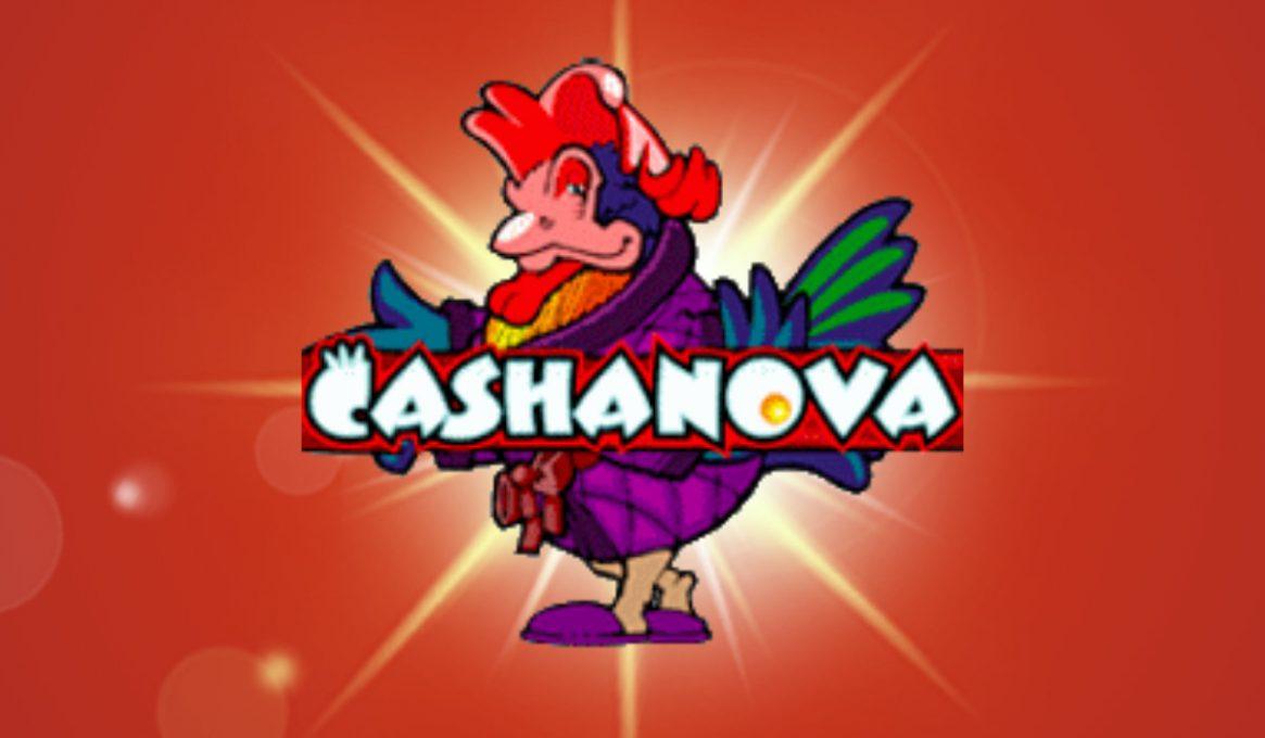 Cashanova Slot
