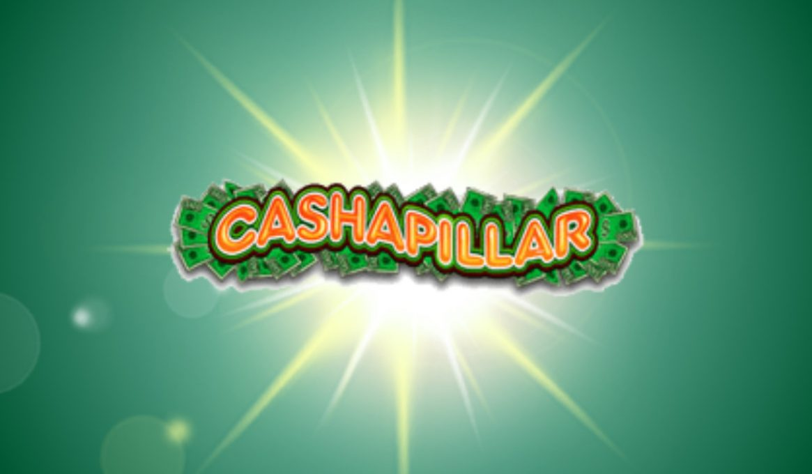 Cashapillar Slot Machine