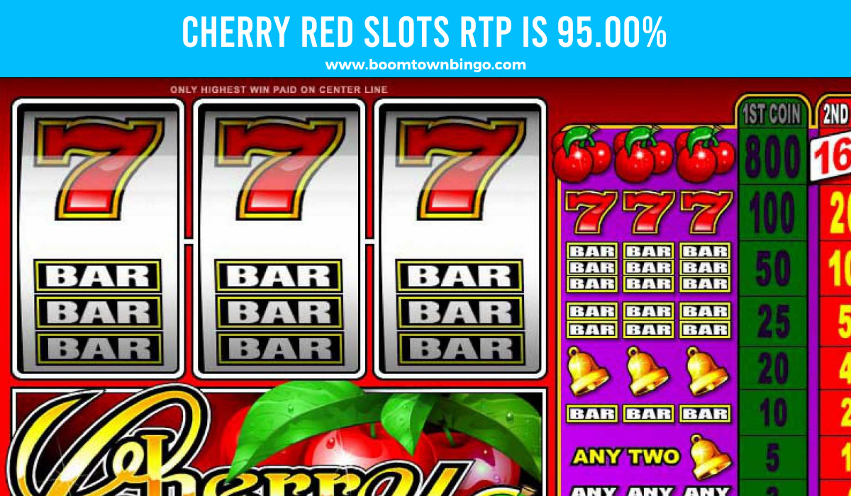 Cherry Red Slots Return to player